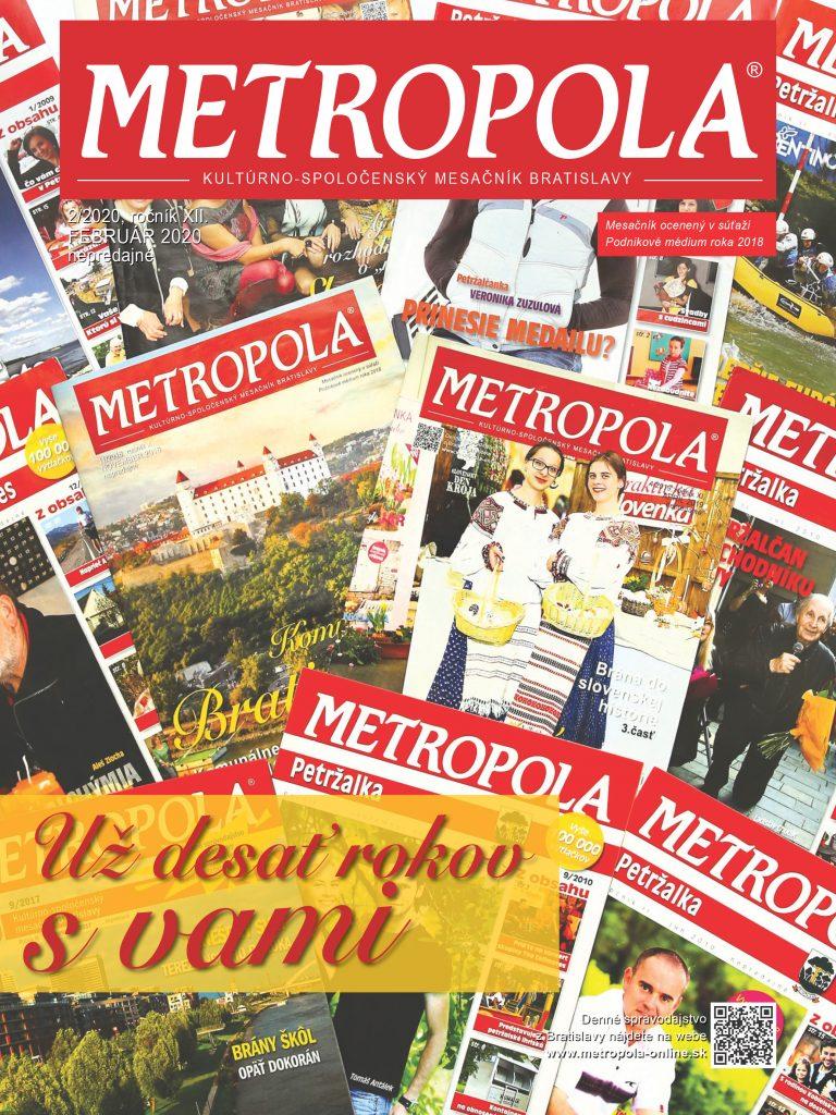Metropola 2/2020