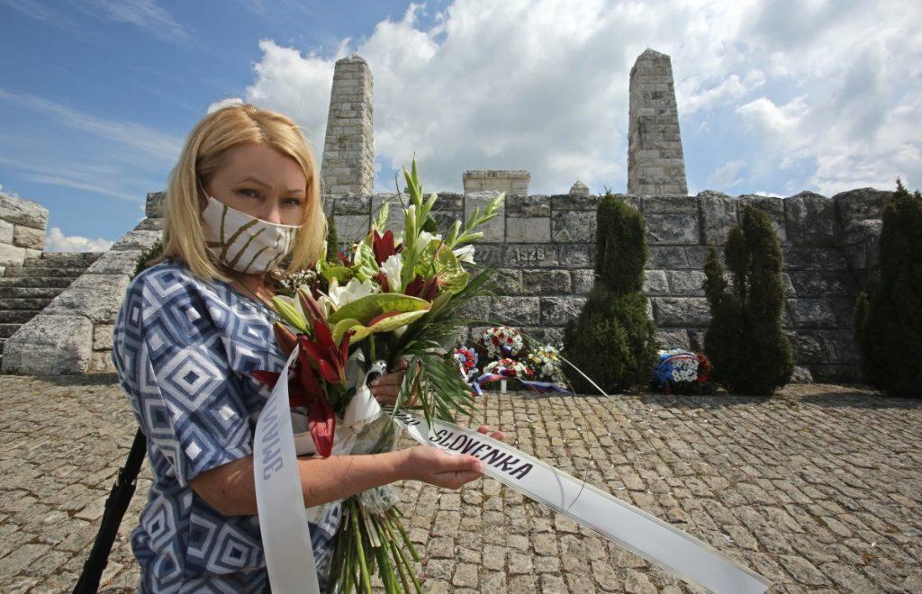 Pamätník M.R. Štefánika na Bradle a redakcia Slovenka