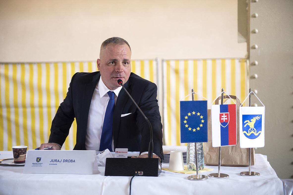 Župan Droba: Koronakríza nám ukázala význam nedoceňovaných povolaní